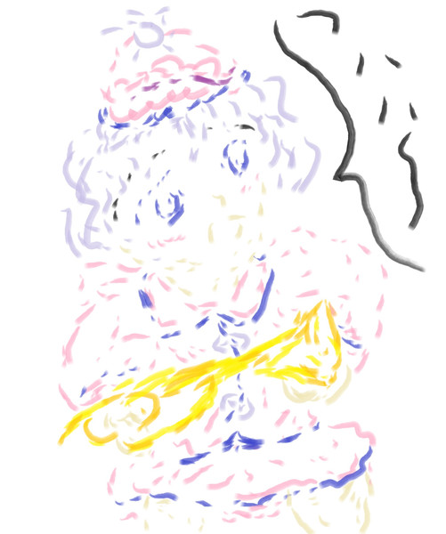メルラン描こうとしてみました。