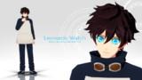 【血界MMD】レオナルド・ウォッチver1.00