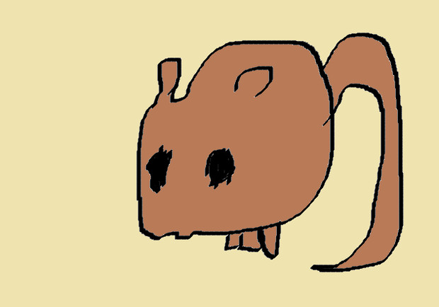 tea mouse