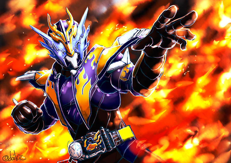 Wake up burning! Get CROSS-Z DRAGON!