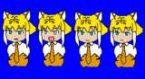 千賀式サーベルタイガー 表情