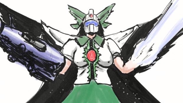 【3-2コマ】なら、これに耐えられる?【第9回東方ニコ童祭Exリレー漫画】