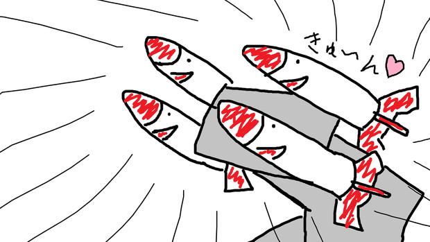 【3-3コマ】迎撃ミサイルって検索したらこんなの出てきた【第9回東方ニコ童祭Exリレー漫画】
