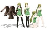 【Fate/MMD】六導玲霞Ver.2.3