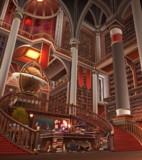 紅魔館 大図書館