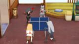 【GIFアニメ】灼熱の温泉卓球動物娘【MMDけもフレ&灼熱の卓球娘】