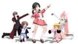【AHSロイド】8周年おめでとう【ユキ・キヨテル・miki・アイ・ショウタ】