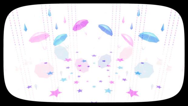 傘ステージ