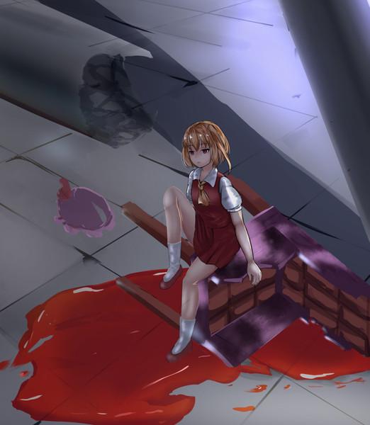 紅魔館地下