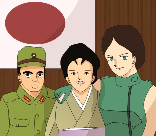 宇宙世紀日本文化保全委員会