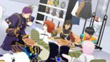 【Fate/MMD】マイルーム