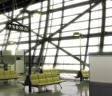 空港 背景素材