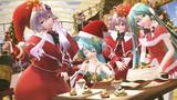 早めのクリスマスパーティー