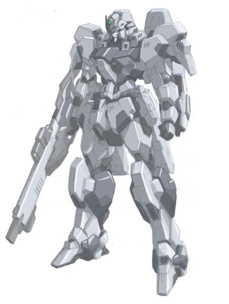 オリジナルロボットあっさりめ 機械仕掛けの戦士ユーイチ さんの
