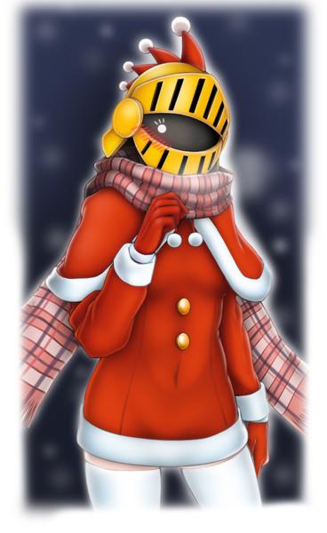 【いい大人達】マオーさまクリスマスコス