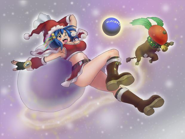 クリスマス限定 SR[聖夜の星] 緒星なぎさ2