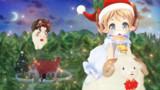 【第二回MMDオリキャラ祭り】めぇりーくりすますー