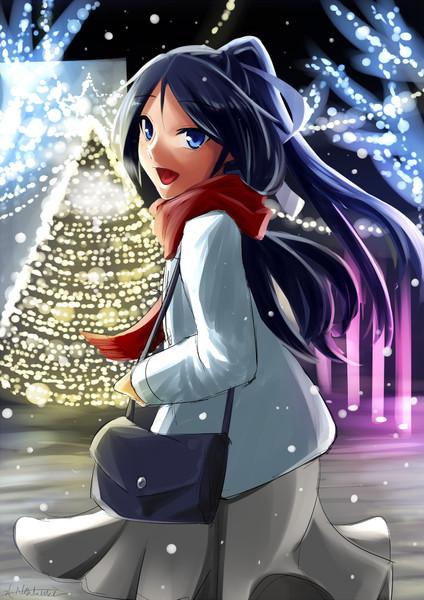 葛城とクリスマス