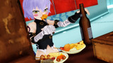 【Fate/MMD】良妻賢部のおでん屋台にて、ジャック・ザ・リッパーの呻き