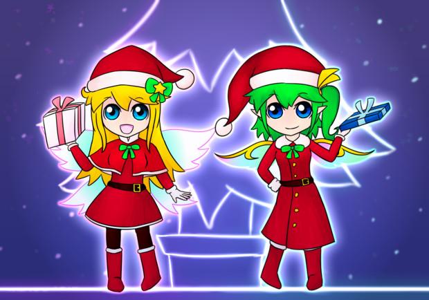 リリ大クリスマス