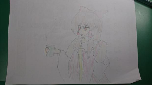 手描きRU姉貴