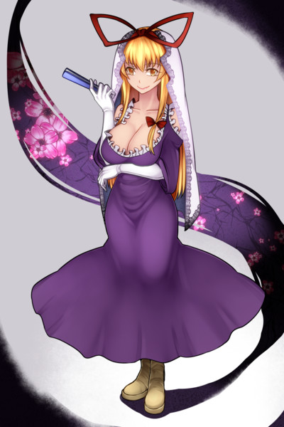 外面パーフェクト紫さん