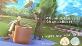 【MMD刀剣乱舞】お餅つき【謹賀新年2018】