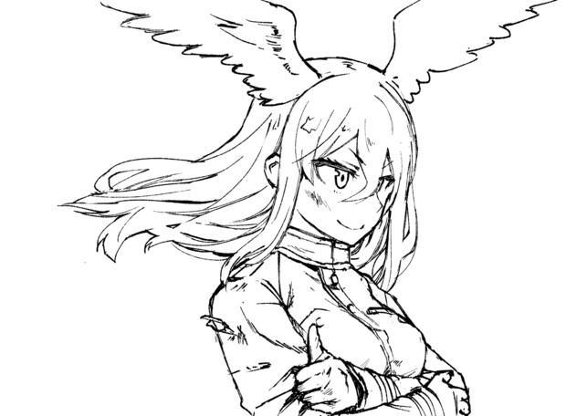 ハクトウワシ