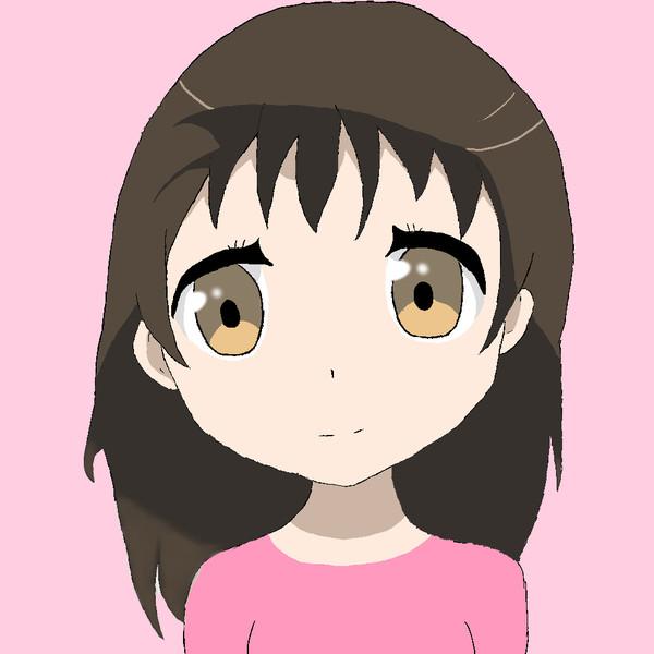 小野寺小咲を描いてみました。