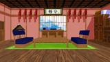 【MMDステージ配布終了】万事屋ステージ ver.2.00