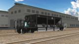 【モデル配布】ホキ800型砕石輸送用貨車【MMD鉄道】