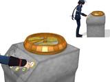 【MMD刀剣乱舞 】花丸の転移装置【モデル配布】