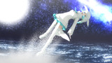 【MMDけもフレ】シロイルカのベルちゃん