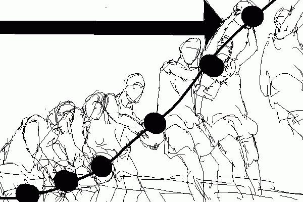 スポーツ作画集