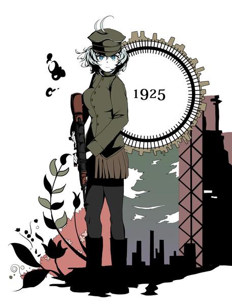 1925 / フツレ* さんのイラスト ...