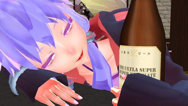 久しぶりのお酒
