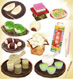 年中行事のお菓子セットver1.0