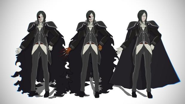 【Fate/MMD】ファントム・オブ・ジ・オペラ【モデル配布】