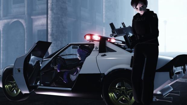 Phantom Phenomenon Police Department