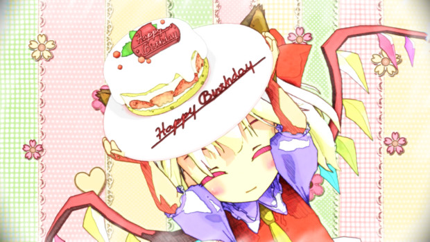 Happy Birthday♪