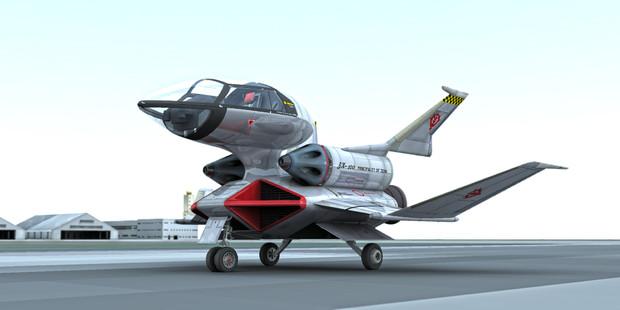 ドップ(DOPP) ガウ攻撃空母運用研究型