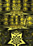 黄★黒ステージ(ver2.0)【ステージ配布】