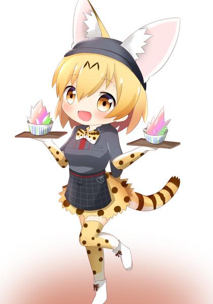 サーバル(なか卯コラボ)