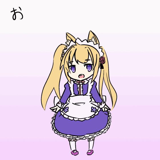 花騎士3周年記念ネキ