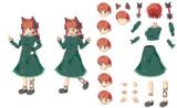 クッキー☆☆三期風ORNHSI