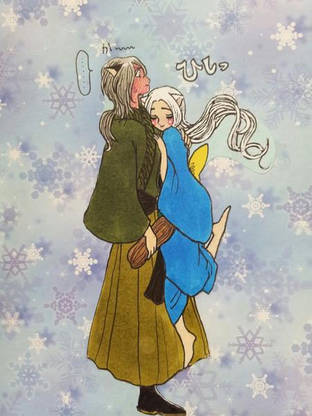 ラブラブな夫婦 Satomi さんのイラスト ニコニコ静画イラスト