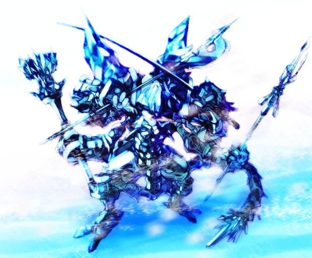 凍河の支配者