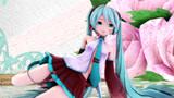 【MMD】 TOXIC 【つみ式初音ミク】【画質向上版】