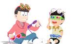 【松MMD】おそ松さんのパリピサングラス 03/25更新しました