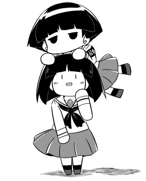 ゴモヨとパゾ美